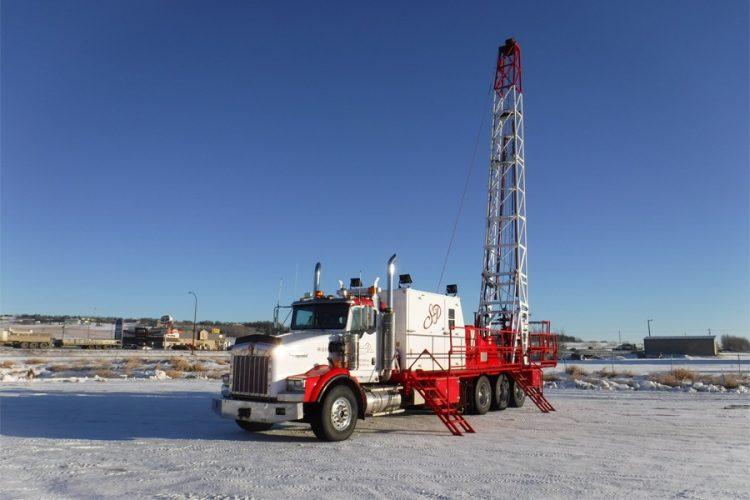Swab rigs Grande Prairie
