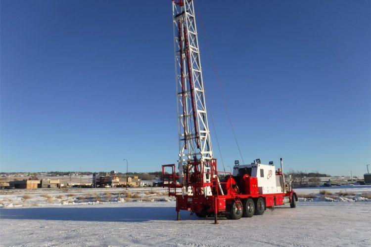 Oilfield swabbing Grande Prairie